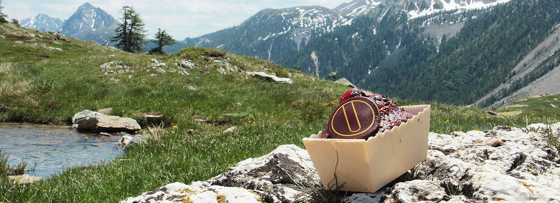 Mountain flavour in Valle Stretta (literally Narrow Valley) - Mountain desserts Pasticceria Ugetti Bardonecchia
