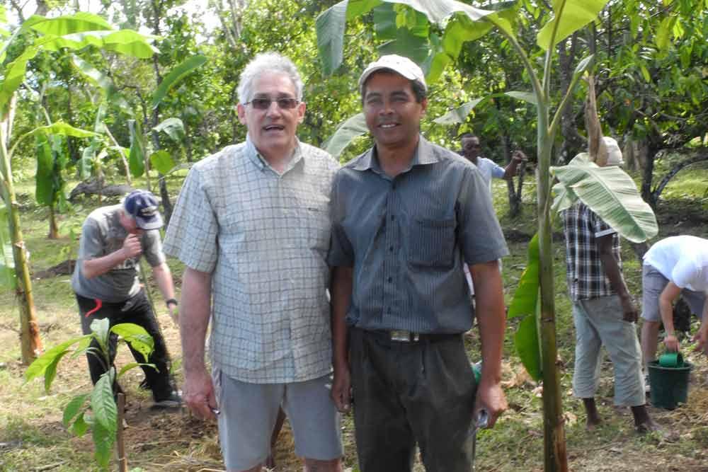 Franco Ugetti, voyage à Madagascar 2016