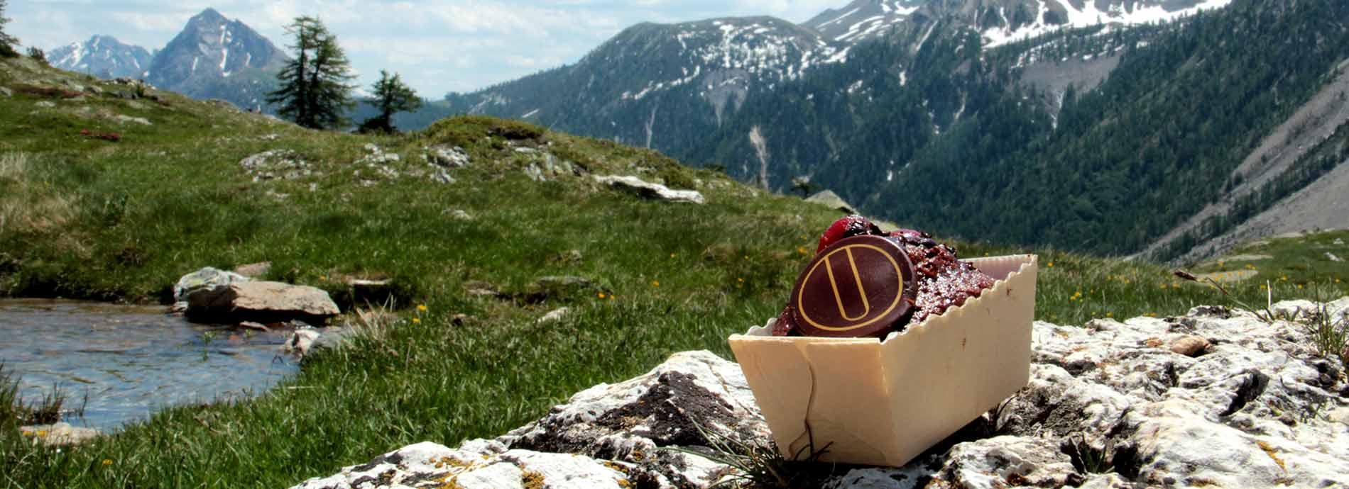 UGETTI desserts avec ingrédients de la montagne - Vallée Étroite