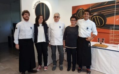 "Video: Presentazione del laboratorio artigianale ""La Bottega"""